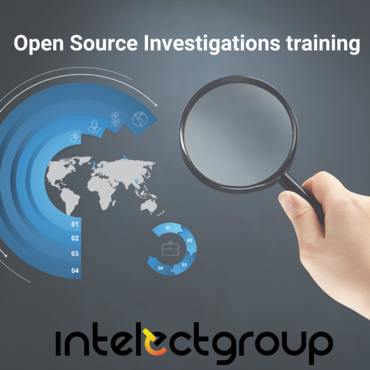 Open Source Investigations Training